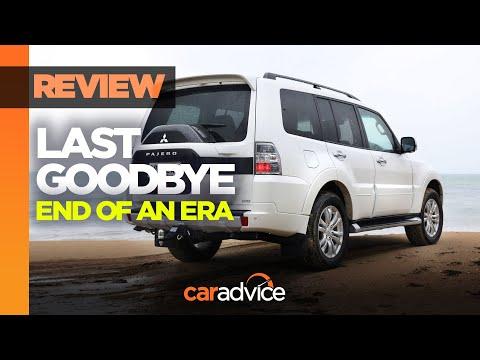 2019 Mitsubishi Pajero (Shogun) Review: Farewelling A Hero | CarAdvice