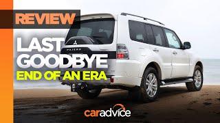 2019 Mitsubishi Pajero (Shogun) review: Farewelling a hero  CarAdvice