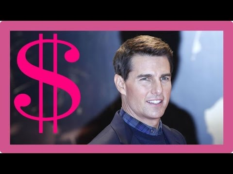 Tom cruise Net Worth 2017 House and Cars - YouTube