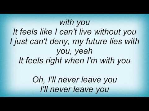 Lemar - Feels Right Lyrics