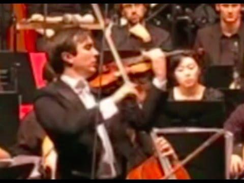 Stepan Lavrov - S. PROKOFIEV Violin Concerto No. 2, Op. 63 (Allegro, ben marcato)