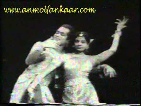 Har Har Mahadev 1950 - Tim Tima Tim Taare - Mukesh, Sulochna Kadam