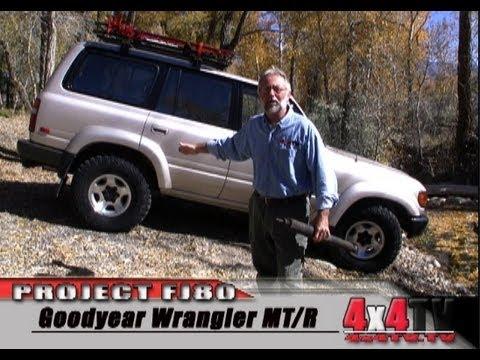 4x4TV Project - Bilstein Shocks on the Toyota FZJ80 Land Cruiser