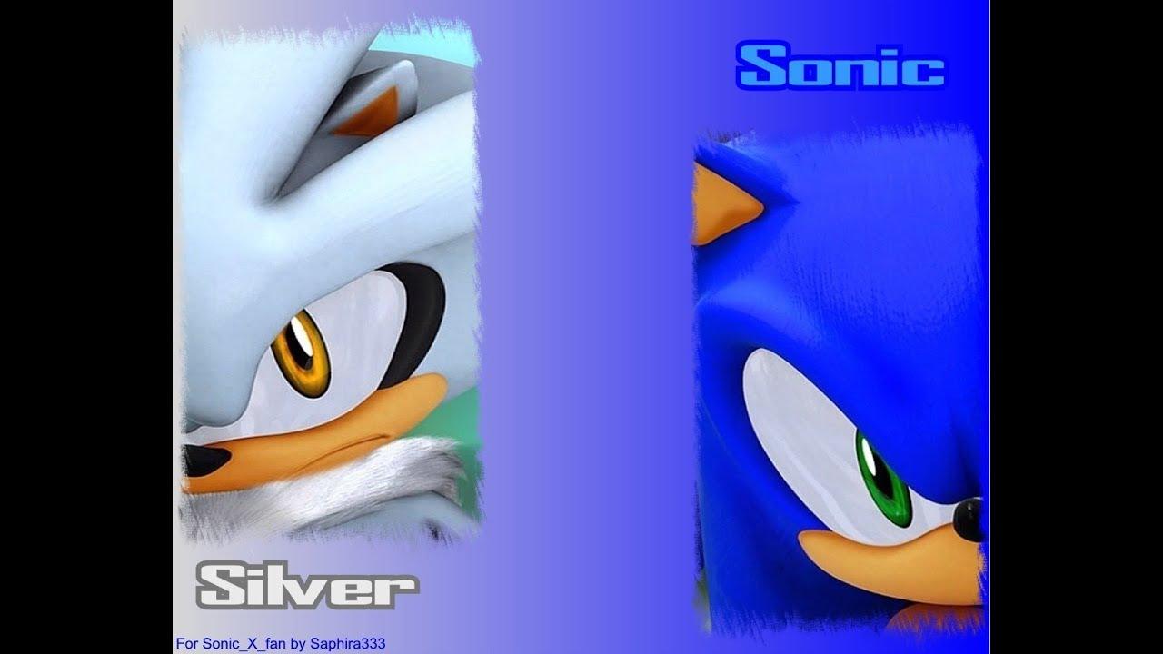 Canciones De Sonic X Y Silver The Hedgehog Con Imagenes