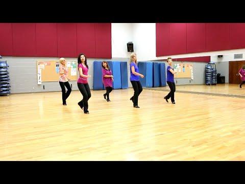 I Love This Life - Line Dance (Dance & Teach in English & 中文)
