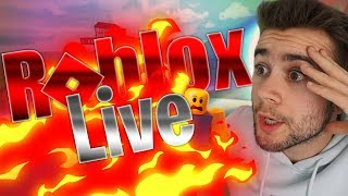 Roblox Community Zocken || 💥The absolute chaos 💥 || MoDay -10 [Livestream] [Facecam]