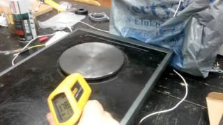 Адаптер для индукционной плиты.
