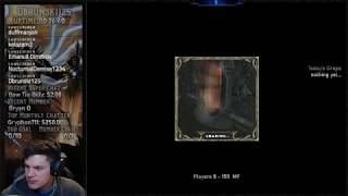 Diablo 2 - Pushing Baal runs, getting closer to lv99 - Rolling a sick rune word at the end of Stream