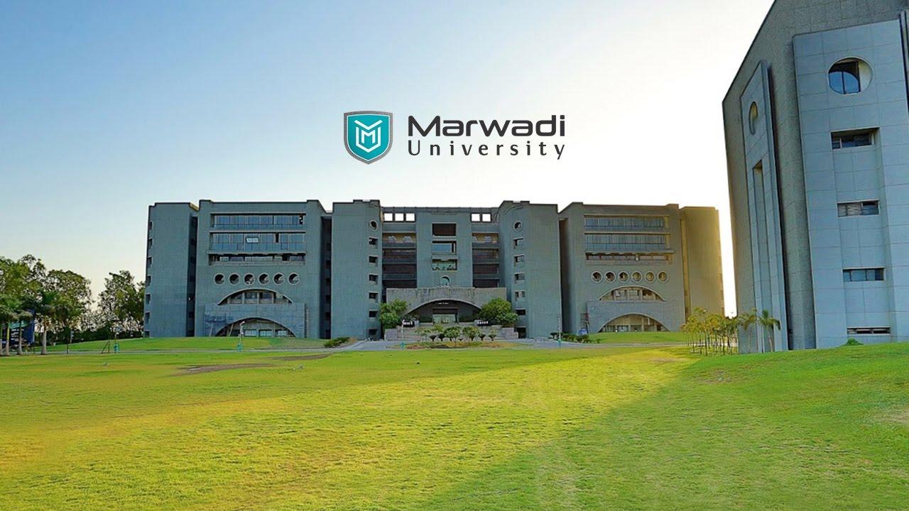 Marwadi University Rajkot,Gujarat
