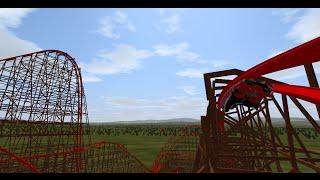meanstreak new rmc version no limits 2 cedar point rmc coaster design cedarpoint