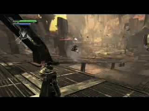 AH Guide: Star Wars: The Force Unleashed: Holocron Walkthrough Level 2 | Rooster Teeth
