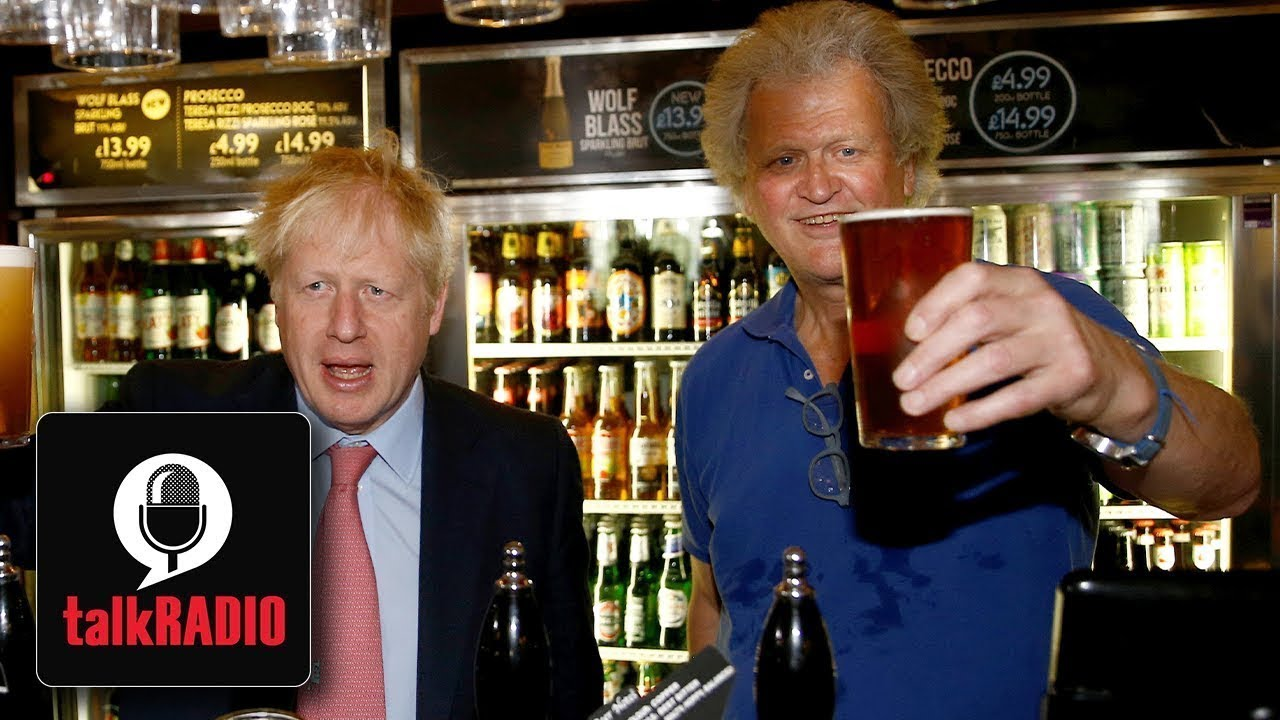 Wetherspoons chairman Tim Martin: Closing pubs at 10pm will not work