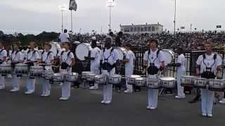 Hoover Drumline 8/29/2014
