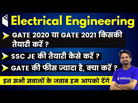 "GATE 2020-21 | How to Prepare for Exams | Use Promo Code ""ASHISH10"" & Get 10 % Off"