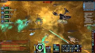 Star Trek Online PvP - Inner Circle vs Raumpatrouille Elysion Part 1 (german/english)