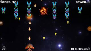 I love galaga but this isnt galaga