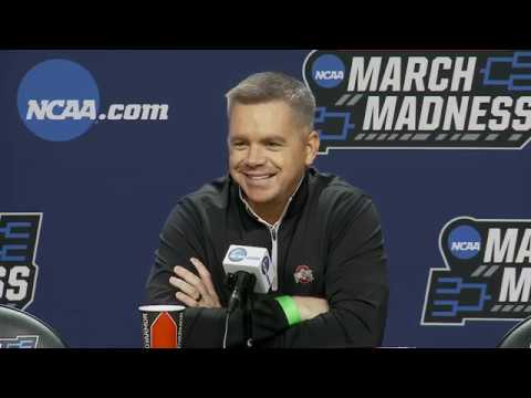 Ohio State Basketball: Chris Holtmann, C.J. Jackson, Keyshawn Woods preview Iowa State