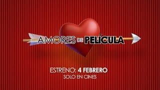Amores De Película (Trailer Oficial) 2016