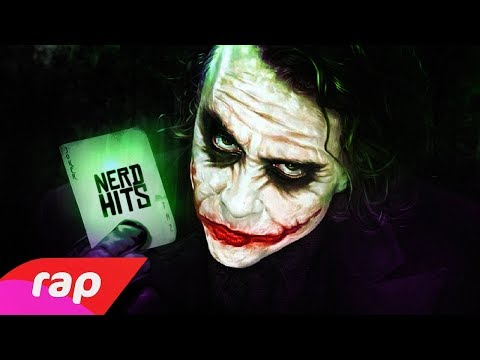 Rap do Coringa (Batman) - POR QUE ESTÁ TÃO SÉRIO?   NERD HITS