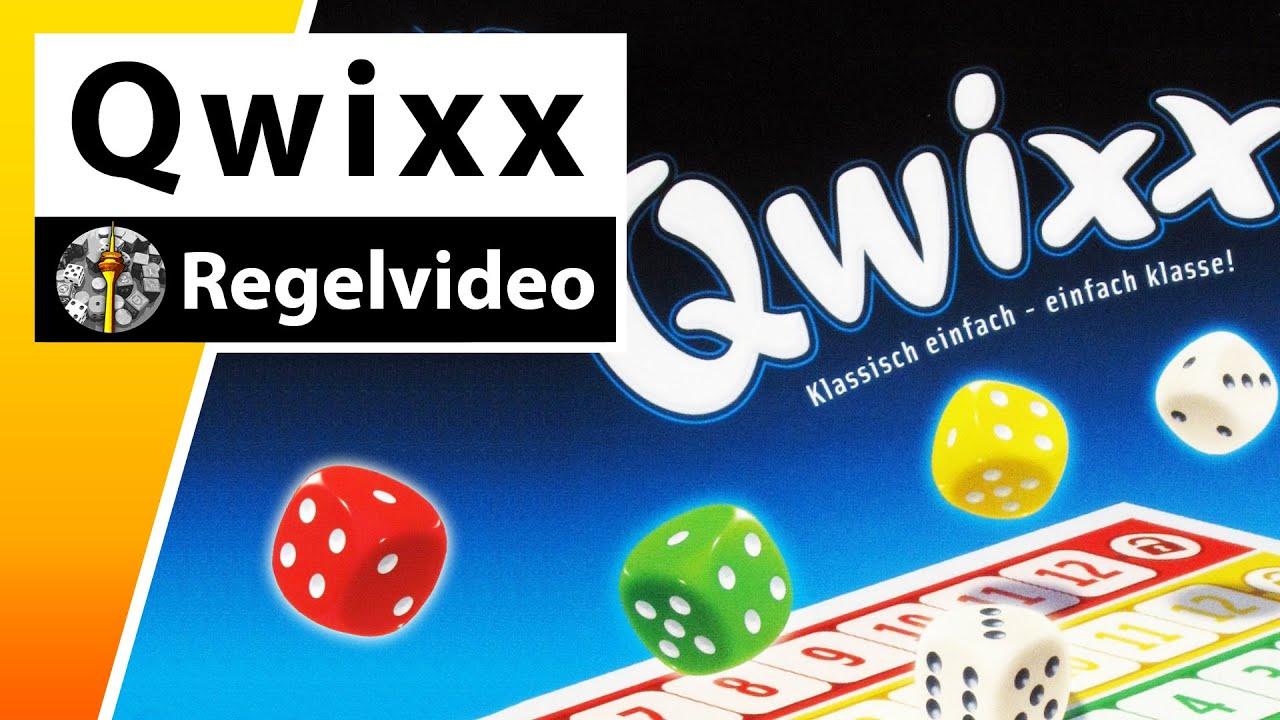 Qwixx Regeln