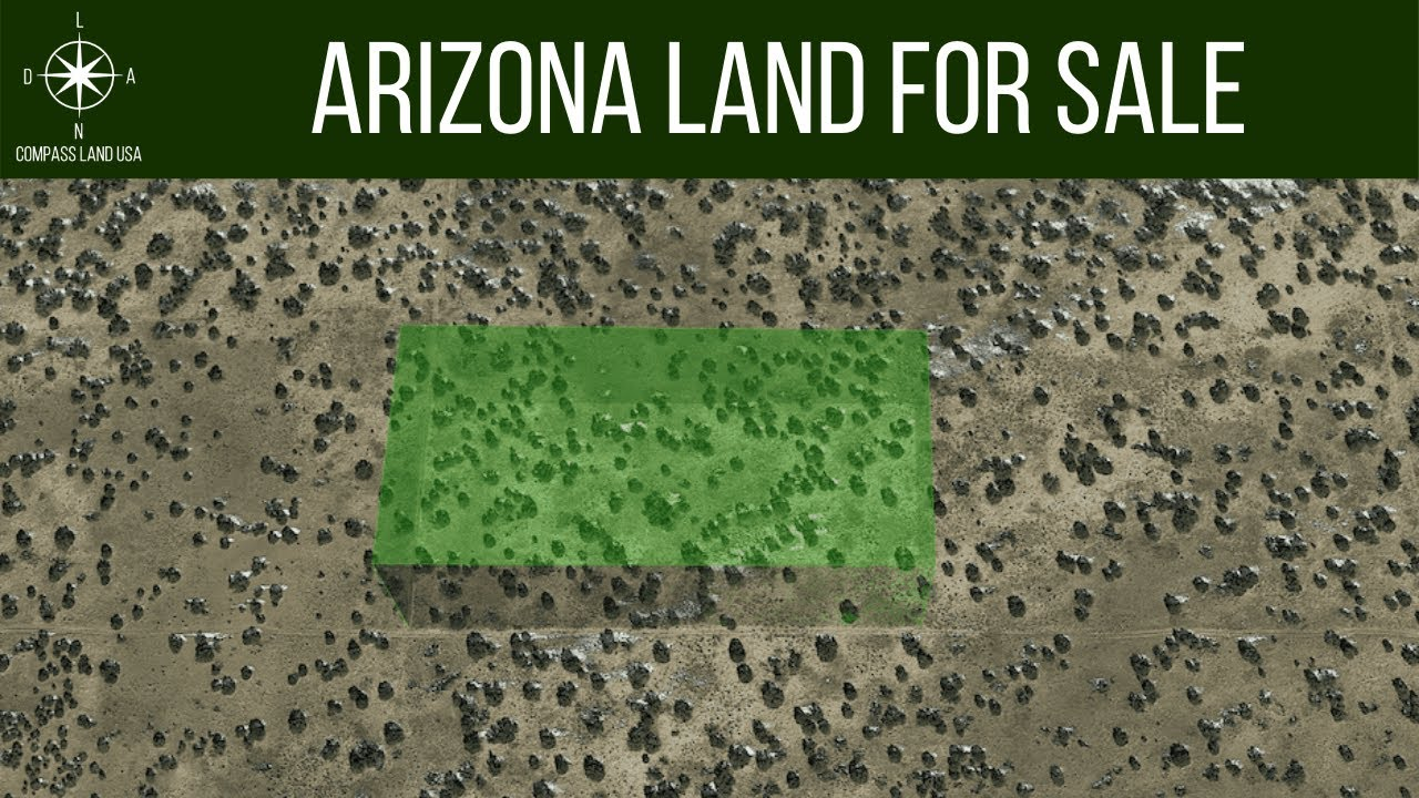 5 Acres Land for Sale In Sanders Apache County Arizona