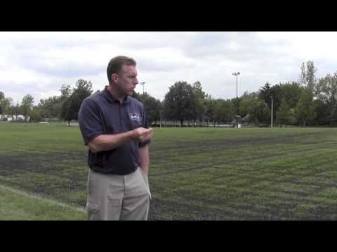 Repairing Athletic Fields with Top Dressing