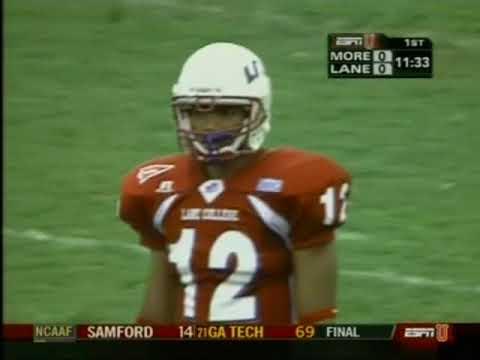 newest 089b8 42c24 2007 SIAC Football: Lane College Dragons vs Morehouse College Maroon Tigers