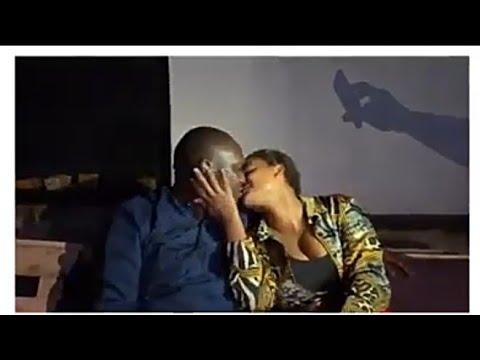 Patrick Salvado Idringi And Wife Kissing