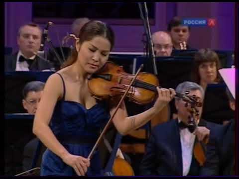 Sibelius Violin Concerto in D minor. M Kamio.  Spivakov