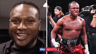 Viddal Riley reacts to KSI's VICTORY over Logan Paul 👊