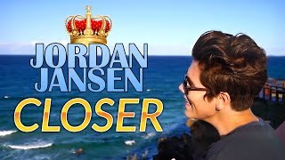 The Chainsmokers - Closer ft. Halsey | Jordan Jansen Cover | MTV VMA's