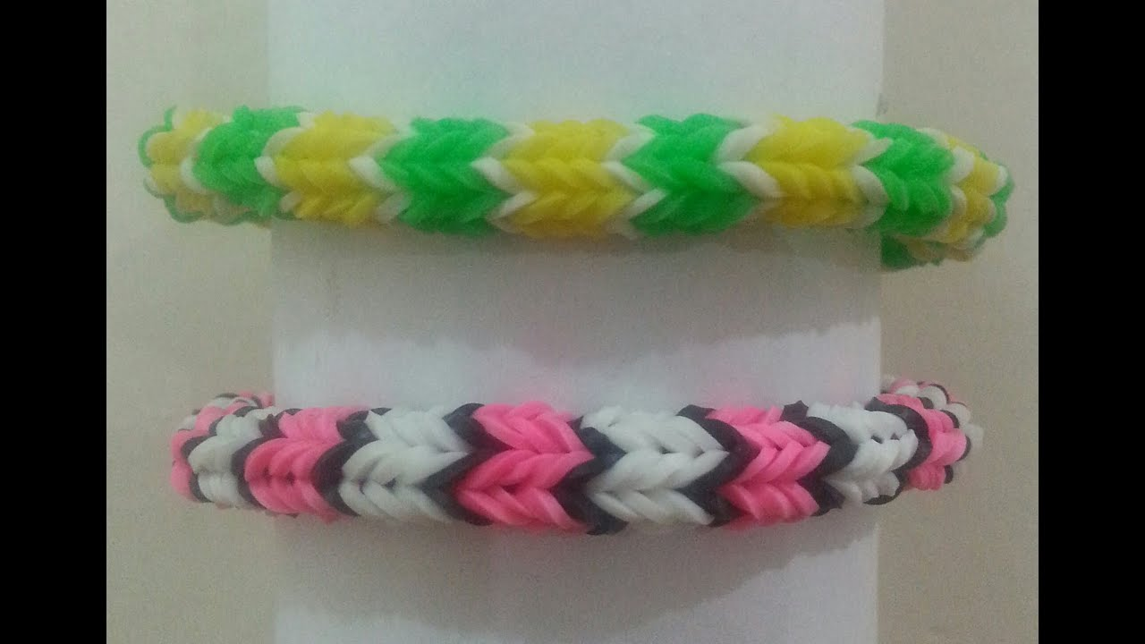 tuto bracelet lastique quadrafish rainbow loom youtube. Black Bedroom Furniture Sets. Home Design Ideas