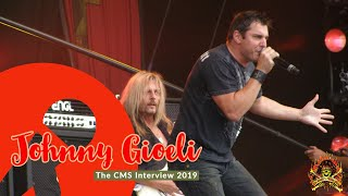 Interview with Hardline Vocalist Johnny Gioeli 2019