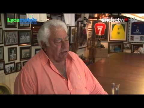 I Scored The Fastest Ever Test Century - Farokh Engineer's Test Memories - Cricket World TV