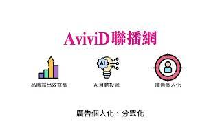 AviviD廣告聯播網