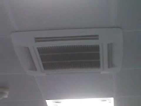 Limpieza de falso techo techo met lico youtube - Falso techo metalico ...