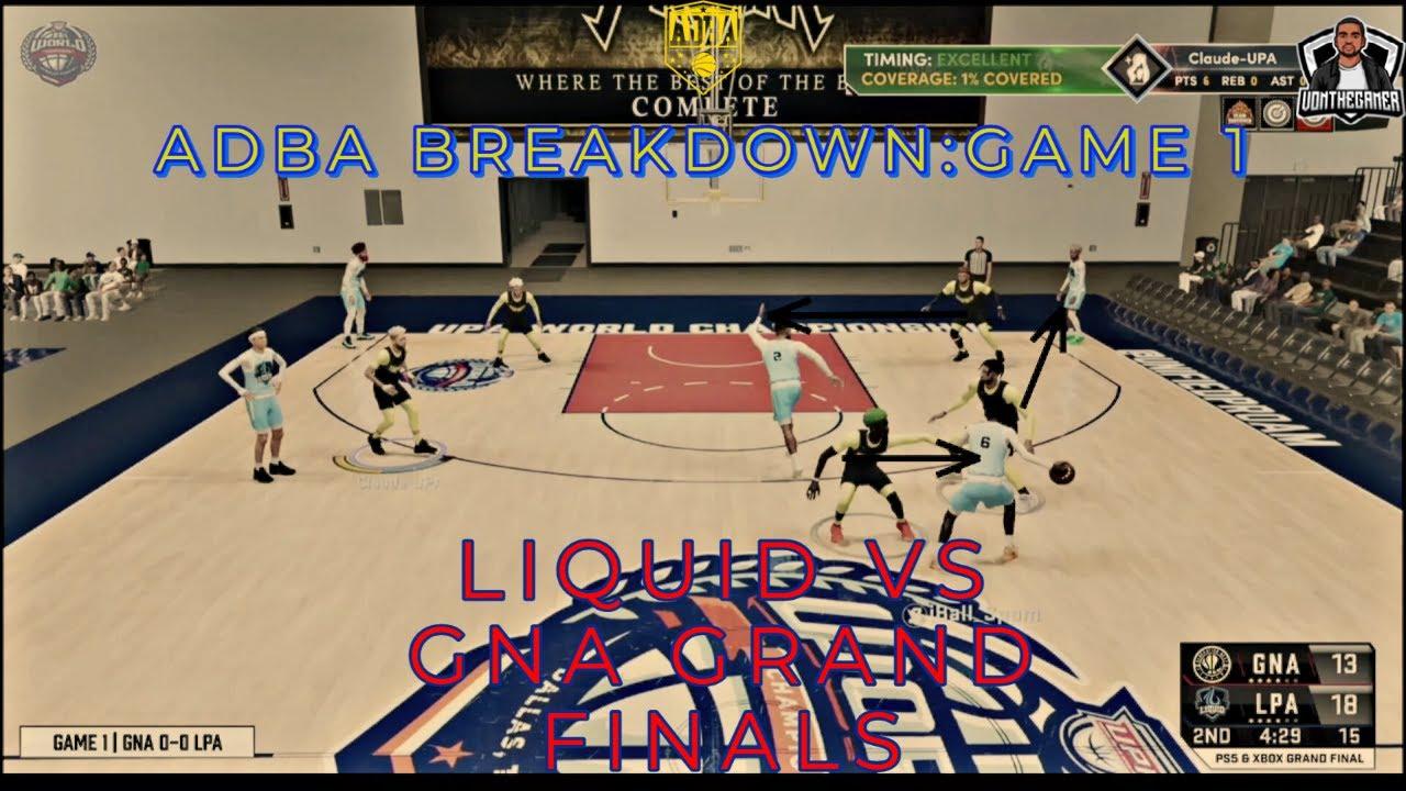 Finals Breakdown