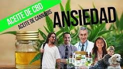 ANSIEDAD Y TRATAMIENTO CON CBD CANAMO CANNABIS O MARIHUANA