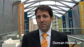 Duncan Hames MP reflects on conference