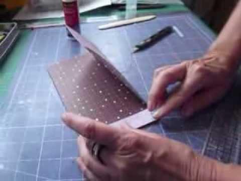 Quick and easy mini album tutorial with quick binding quick and easy mini album tutorial with quick binding solutioingenieria Gallery