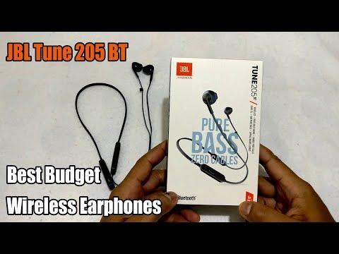 JBL PureBass Tune205BT | Review | Blue variant