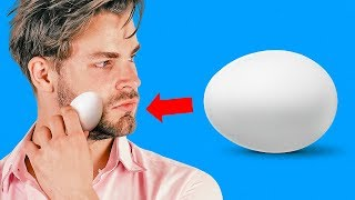 15 BEAUTY HACKS EVERY MAN WILL FIND USEFUL thumbnail