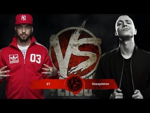 VERSUS (Teaser): Oxxxymiron VS ST