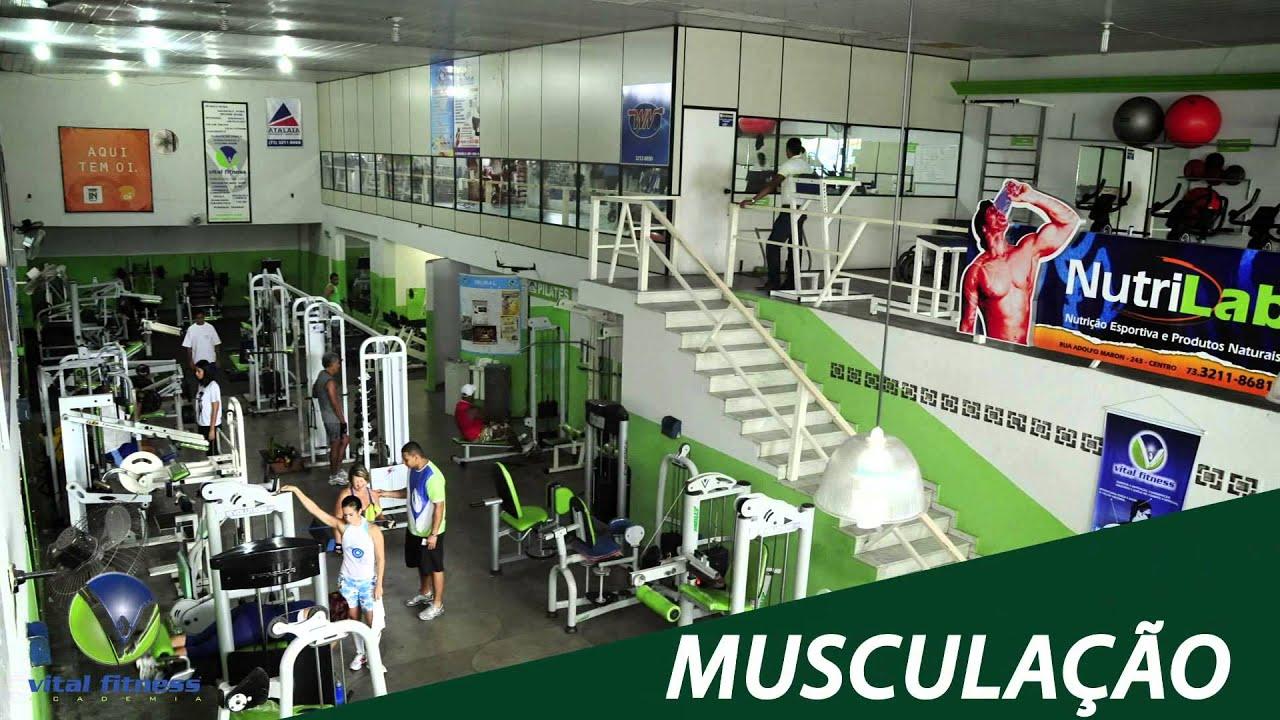 Resultado de imagem para academia vital fitness itabuna