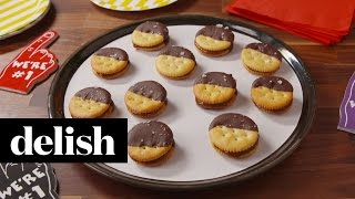 RITZ Caramel Sandwiches | Delish + Nabisco