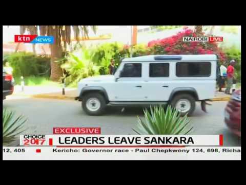 NASA journey starts from Sankara hotel to Uhuru Park