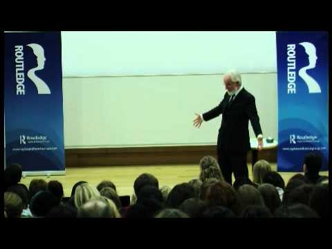 David Crystal - An Introduction to Language from Routledge Preview Clip 1