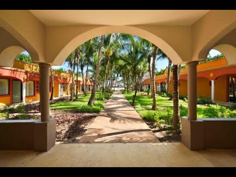 Catalonia Playa Maroma Resort 2016 Full Resort Walk-Through (DJI OSMO)