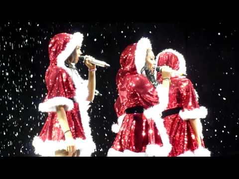 """My Heart Takes Over (HD) - The Saturdays (Live """"All Fired Up Tour"""" 2011, Nottingham Arena)"""