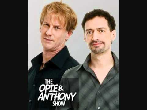 The Opie & Anthony Show - Three Stooges impression (Don